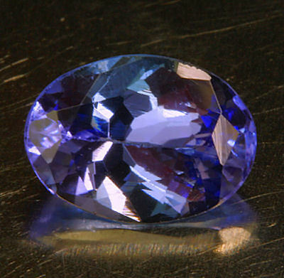TANSANIT       tolle  Farbe       1,19 ct