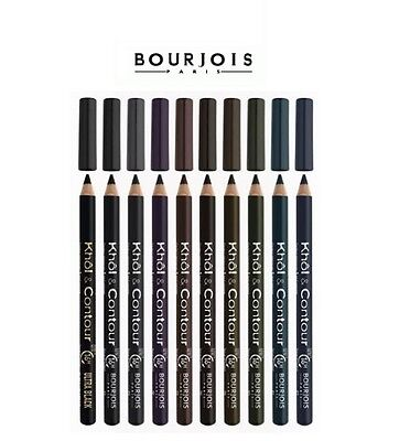Bourjois Khol & Contour Eyeliner Pencil Choose Your Colour