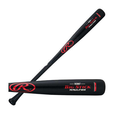 "Rawlings Excellence REBM7-32 32"" Wood Baseball Bat"