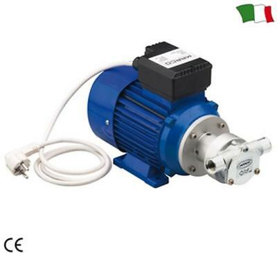 Self Priming Pump With Rubber Impeller For Saltwater Boating