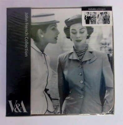 V & A Posh Ladies Pack of 4 Coaters 7954