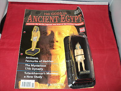 Hachette The Gods of Ancient Egypt - Issue 88 - Antinous - favourite of hadrian