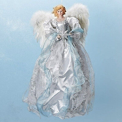 "Christmas Tree Toppers - Star Of Bethlehem Angel Tree Topper - 22""h"