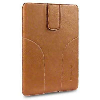 Shocksock 'Traveller' Leather Pouch Case Pull Tab for iPad 2/3/4 iPad Pro 9.7