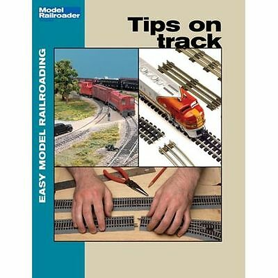 Kalmbach 12402 Model Railroader Book, Tips on Track 16 Pages