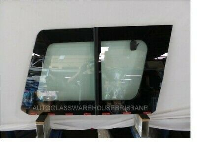 NISSAN PATROL GU - 11/1997 to CURRENT - 4DR WAGON - RIGHT REAR SLIDING GLASS - N