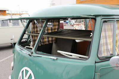 Vw Type 2 Bus 1955-1967 German Safari Window Seals Molded Corners Kombi Microbus