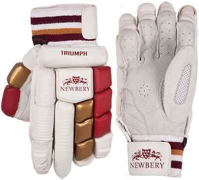 2017 Newbery Triumph Batting Gloves Size Mens Right & Left Hand