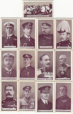 Will's Scissors Cigarette cards Britains Defenders incomplete set loose