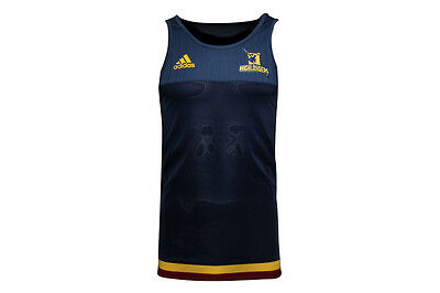 adidas Highlanders 2016/17 Players Super Rugby