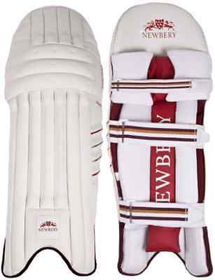 2017 Newbery Triumph Batting Pads Sizes Mens RH & LH