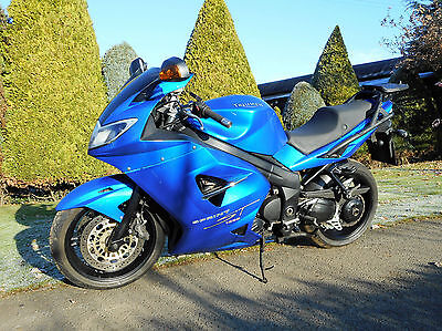 Triumph Sprint St 1050 Reliable Sports Touring Motorcycle *new Mot* 2005