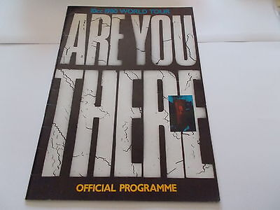 10Cc World Tour Are You There Tour 1980 & Ticket's