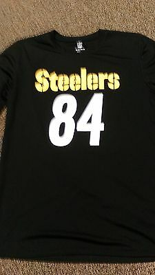 1b9472e19bb PITTSBURGH STEELERS ANTONIO BROWN  84 NFL Infant Size 18MONTHS ...