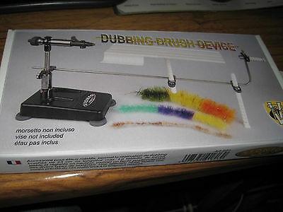 New Stonfo 661 Fly Tying Deluxe Dubbing Brush Device