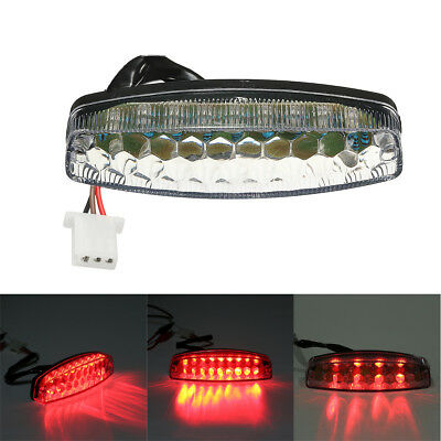 ATV 18LED Rear Tail Brake Light For 50 70 110 125cc Quad TaoTao Nst Sunl Chinese