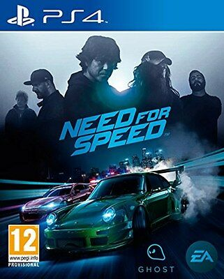 Need For Speed (PS4) [New Game]