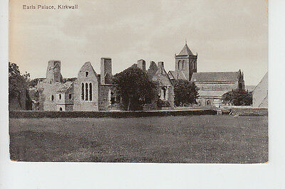 Earl's Palace, Kirkwall, Orkney