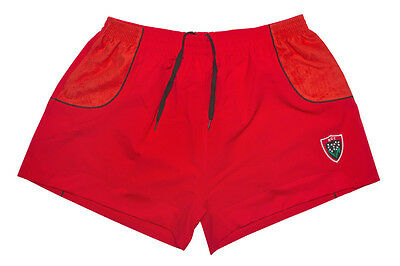 Burrda Toulon 2013/14 Home Match Day Rugby Shorts