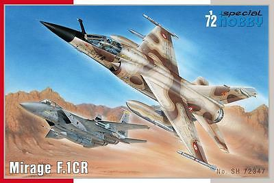 SPECIAL HOBBY 72347 Mirage F.1 CR in 1:72
