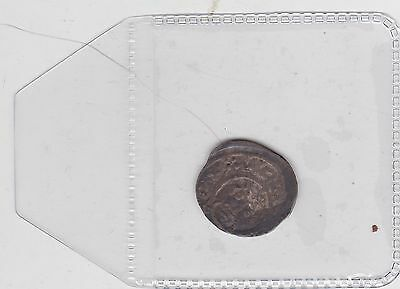 Henry Iii Silver Penny 1216 To 1272 In A Well Used Fair Condition