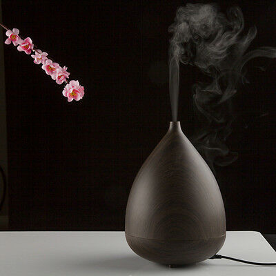 Aroma Essential Oils Diffuser Home Ultrasonic Humidifier Mist Purifier 300ML New