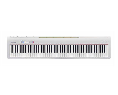 Roland FP-30 WH Digital Piano in White FP30 FP 30