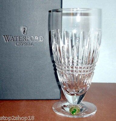 Waterford Lismore Diamond Iced Beverage Glass 156728 New In Box