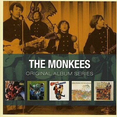 The Monkees - Original Album Series [New CD] Holland - Import