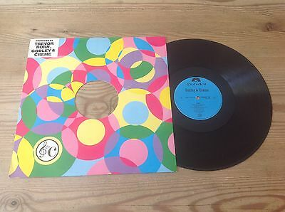 Godley And Creme Cry ( Extended Version ) 1985 Two Track 12 Inch Single*n /mint
