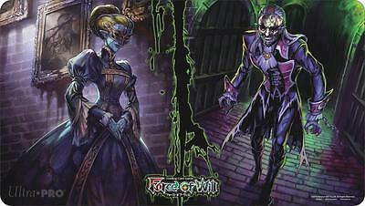 Force of Will: Halloween - Limited Edition Playmat UPI 84897