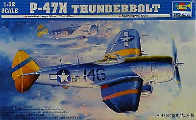 TRUMPETER® 02265 P-47N Thunderbolt in 1:32