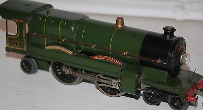 Hornby Series O Gauge Electric Caerphilly Castle In Gwr Green Livery