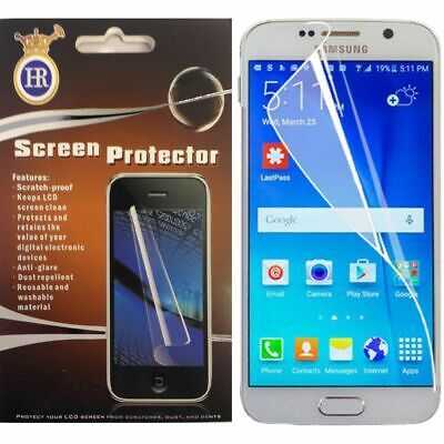 For Samsung Galaxy S7 Premium Anti Shock Clear Full Screen Protector