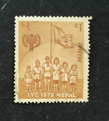 Nepal 1979 Iyc 1R.classic Selection  Used
