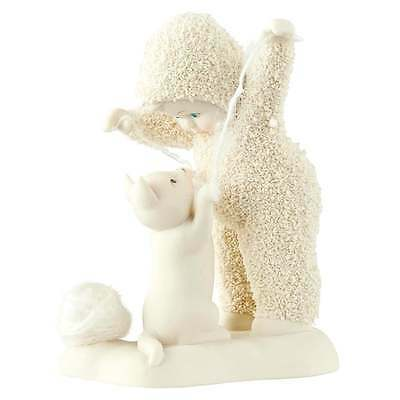 Snowbabies Department 56 Cats Play Figurine New Boxed 4051861