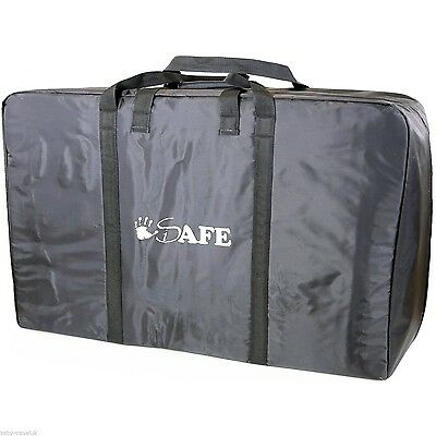 Single Travel Bag Luggage Heavy Duty Design For iSafe Pram System Travel Tote