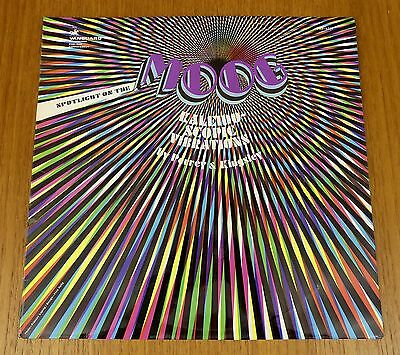 Spotlight on the Moog: Kaleidoscopic Vibrations - 1971 UK First Press Vinyl LP