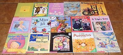 30 Scholastic children's picture storybooks ages 4-8 LOT OF Children's Books