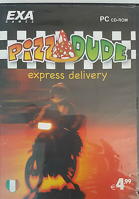 "Pizzadude - Pizza dude "" Express Delivery - PC cd rom"