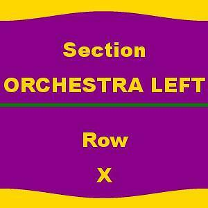 2 TICKETS 2/23/17 Finding Neverland Pantages Theatre - CA