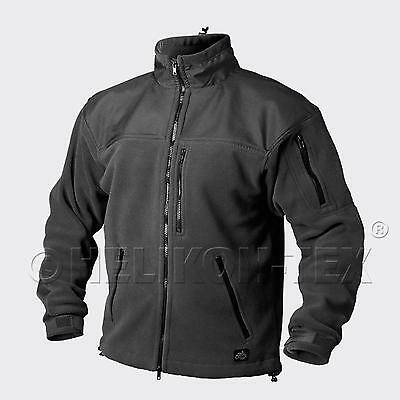 HELIKON TEX CLASSIC ARMY OUTDOOR FLEECE JACKE JACKET black 2XL XXL