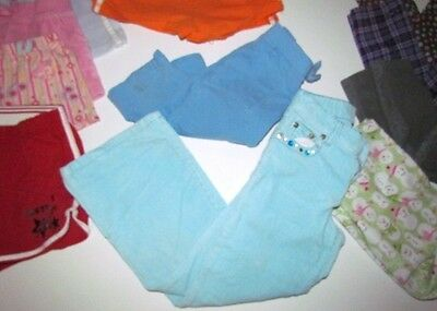 46 Pc Lot of 6/ 6X Clothes Tops Pants Skirts Dresses Limited Too Jumping Bean ++
