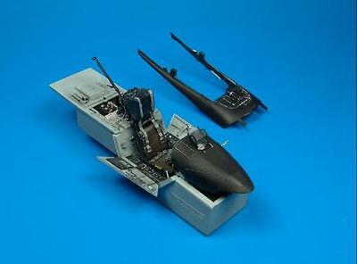 AIRES 2035 Cockpit Set for Academy Kit F/A-18C Hornet in 1:32