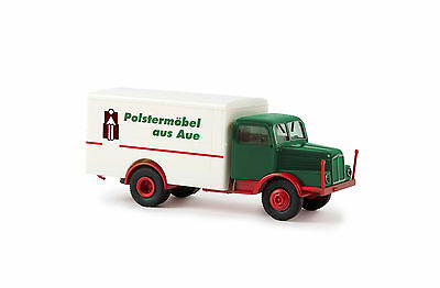 IFA S 4000-1 Case Upholstered furniture from Meadow,H0 Car Model 1:87,Brekina