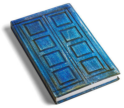 Doctor Who River Song's Blue TARDIS Journal Diary Book for Geek