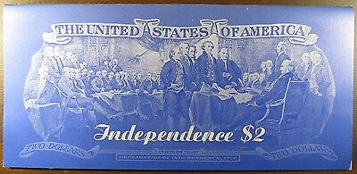 1995 $2 Star Note - Independence Series
