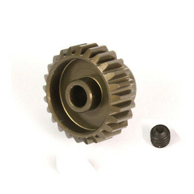 25 tooth Titanium coated 0.6 M Pinion gear for Tamiya 1:10 RC