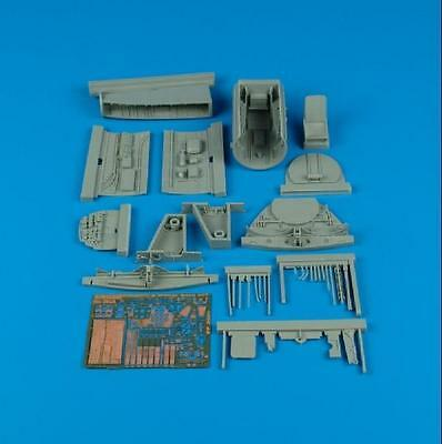 AIRES 2069 Cockpit Set & Wheel Bay for Trumpeter® Kit Me262A Schwalbe in 1:32