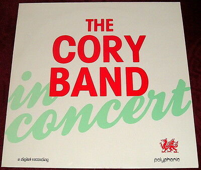The Cory Band..in Concert..vinyl Lp Ex Polyphonic 1986 Prlo 27D Rare Brass